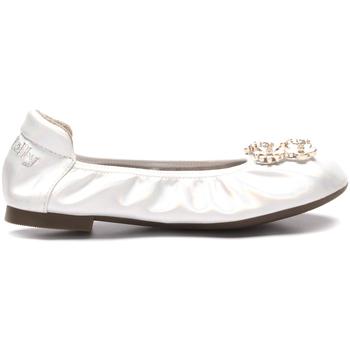 Pantofi Fete Balerin și Balerini cu curea Lelli Kelly L18E5108YA Alb