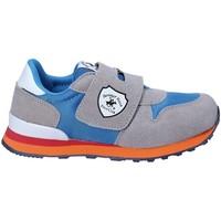 Pantofi Copii Pantofi sport Casual Beverly Hills Polo Club BH-8017 Gri