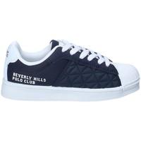Pantofi Băieți Pantofi sport Casual Beverly Hills Polo Club BH-2023 Albastru