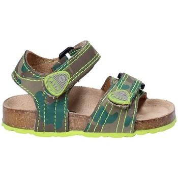 Pantofi Copii Sandale  Asso 64205 Maro