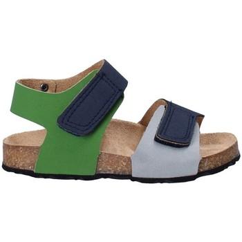 Pantofi Copii Sandale  Asso 64204 Gri