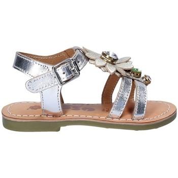 Pantofi Fete Sandale  Asso 55002 Gri