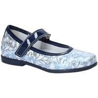 Pantofi Fete Balerin și Balerini cu curea Melania ME1172B8E.C Alb
