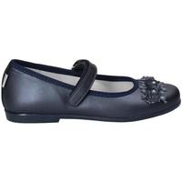 Pantofi Fete Balerin și Balerini cu curea Melania ME2186D8E.A Albastru