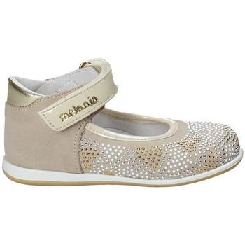 Pantofi Fete Balerin și Balerini cu curea Melania ME0104A8E.D Bej