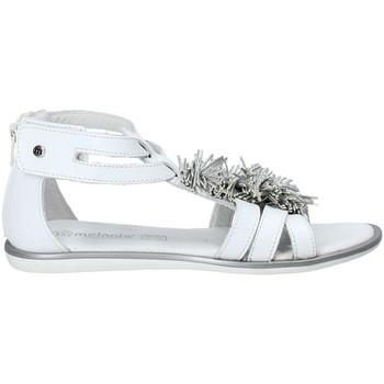 Pantofi Fete Sandale  Melania ME6092F8E.C Alb