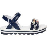 Pantofi Fete Sandale  Melania ME4162D8E.A Albastru