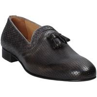 Pantofi Bărbați Mocasini Exton 1059 Gri