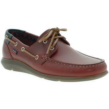 Pantofi Bărbați Pantofi barcă CallagHan 14400 Roșu