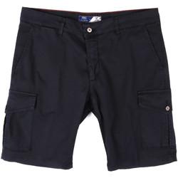 Îmbracaminte Bărbați Pantaloni scurti și Bermuda Sei3sei PZV130 81408 Albastru