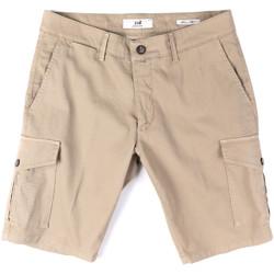 Îmbracaminte Bărbați Pantaloni scurti și Bermuda Sei3sei PZV130 8157 Bej