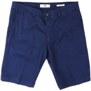 Îmbracaminte Bărbați Pantaloni scurti și Bermuda Sei3sei PZV132 8136 Albastru