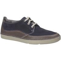 Pantofi Bărbați Pantofi Derby Clarks 132574 Albastru