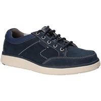 Pantofi Bărbați Pantofi Derby Clarks 132611 Albastru