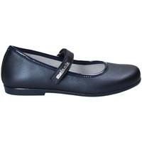 Pantofi Fete Balerin și Balerini cu curea Melania ME2022D8E.A Albastru