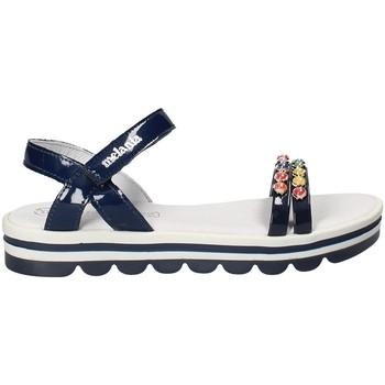 Pantofi Fete Sandale  Melania ME6162F8E.A Albastru