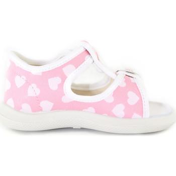 Pantofi Fete Sandale  Naturino 1500757 10 Roz