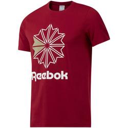 Îmbracaminte Bărbați Tricouri mânecă scurtă Reebok Sport DH2096 Roșu