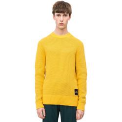 Îmbracaminte Bărbați Pulovere Calvin Klein Jeans K10K102731 Galben