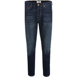 Îmbracaminte Bărbați Jeans slim Wrangler W18RRS Albastru
