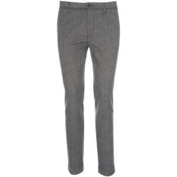 Îmbracaminte Bărbați Pantaloni de costum NeroGiardini A870182U Negru