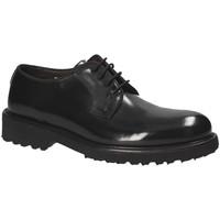 Pantofi Bărbați Pantofi Derby Exton 493 Negru