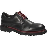 Pantofi Bărbați Pantofi Derby Exton 940 Negru