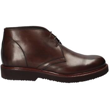 Pantofi Bărbați Ghete Rogers 384_2 Maro
