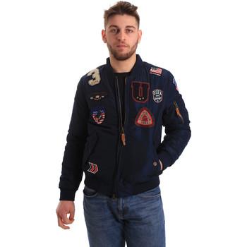 Îmbracaminte Bărbați Jachete U.S Polo Assn. 50353 52252 Albastru