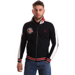 Îmbracaminte Bărbați Bluze îmbrăcăminte sport  U.S Polo Assn. 50486 51907 Albastru