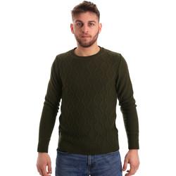 Îmbracaminte Bărbați Pulovere Bradano 155 Verde