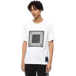 Îmbracaminte Bărbați Tricouri mânecă scurtă Calvin Klein Jeans J30J309593 Alb