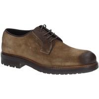 Pantofi Bărbați Pantofi Derby Exton 690 Maro