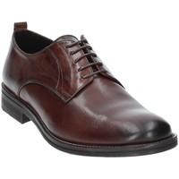 Pantofi Bărbați Pantofi Derby Exton 9553 Maro