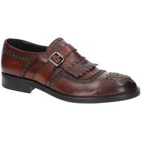 Pantofi Bărbați Pantofi Derby Exton 5359 Maro