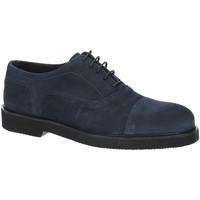 Pantofi Bărbați Pantofi Oxford Exton 5496 Albastru