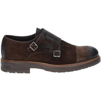 Pantofi Bărbați Pantofi Derby Exton 691 Maro