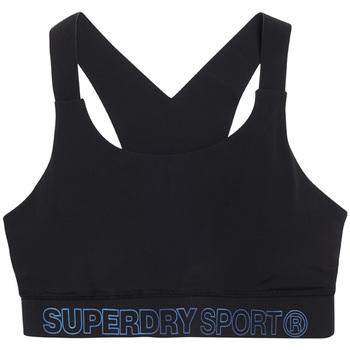Îmbracaminte Femei Bustiere sport Superdry GS3009AR Negru