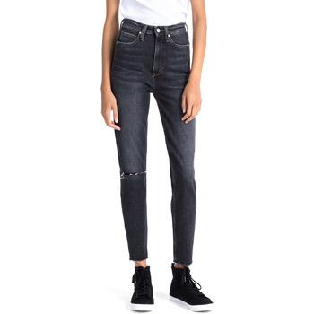 Îmbracaminte Femei Jeans boyfriend Calvin Klein Jeans J20J207652 Albastru