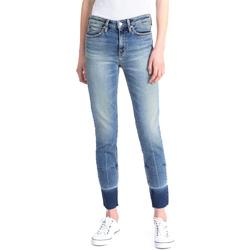 Îmbracaminte Femei Jeans slim Calvin Klein Jeans J20J208060 Albastru