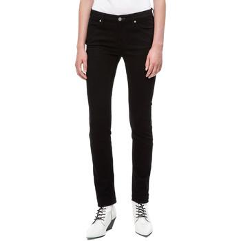Îmbracaminte Femei Jeans slim Calvin Klein Jeans J20J208292 Negru
