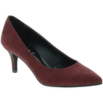 Pantofi Femei Pantofi cu toc Grace Shoes 2152 Roșu