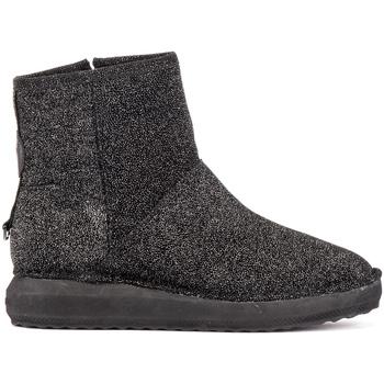 Pantofi Femei Botine Lumberjack SW48603 002 D12 Negru