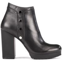 Pantofi Femei Botine Lumberjack SW34903 003 Q12 Negru
