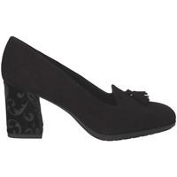 Pantofi Femei Mocasini Grunland SC4072 Negru