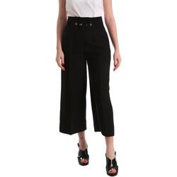 Îmbracaminte Femei Pantaloni fluizi și Pantaloni harem Gaudi 821FD25001 Negru