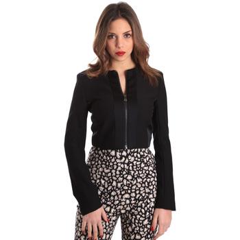 Îmbracaminte Femei Sacouri și Blazere Gaudi 821FD35003 Negru