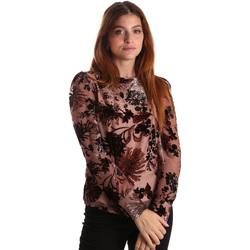 Îmbracaminte Femei Topuri și Bluze Gaudi 821FD45007 Roz