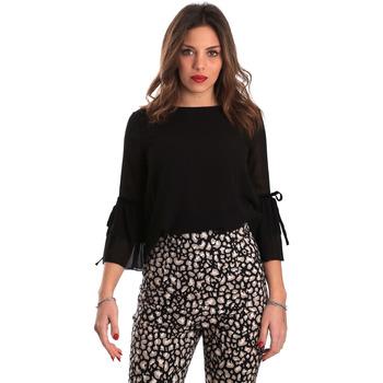Îmbracaminte Femei Topuri și Bluze Gaudi 821FD45036 Negru