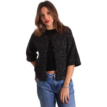 Îmbracaminte Femei Jerseuri și Cardigane Gaudi 821FD53044 Negru